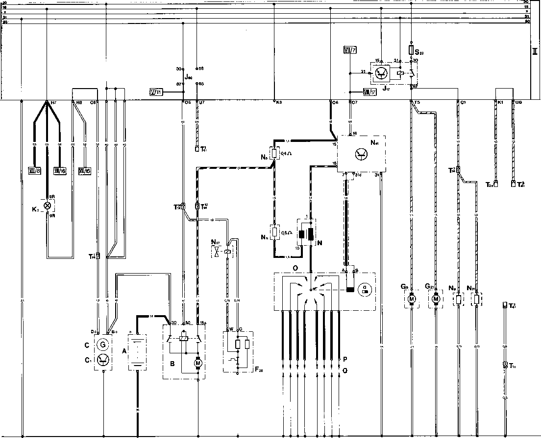 Current Flow Diagram Type 928 Usa Part I