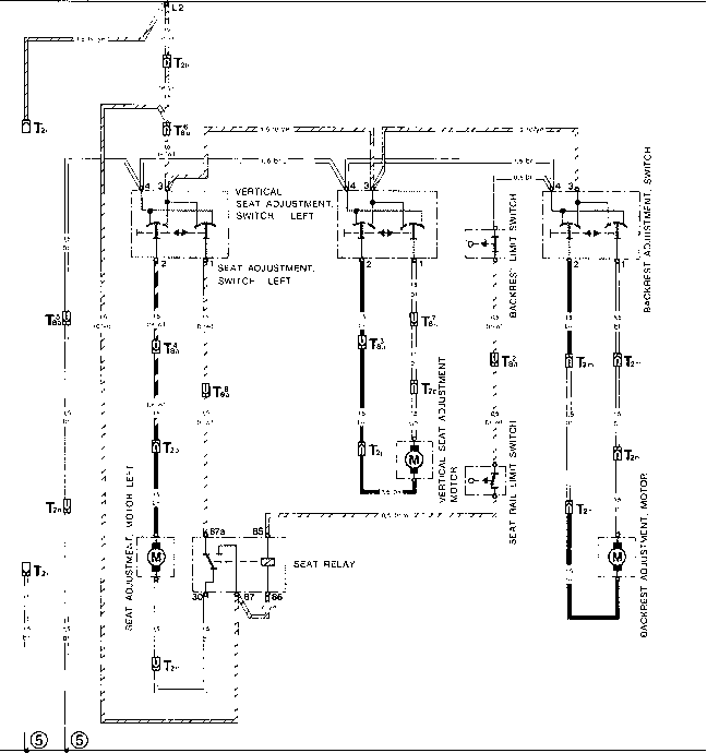 current flow diagram type 928 usa model 81 part xi
