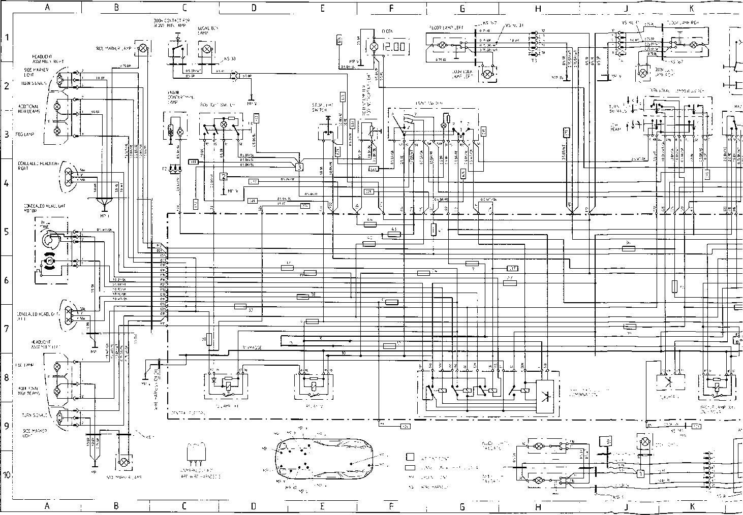 Wiring Diagram Lype 928 S Model 88 Page Flow Diagram