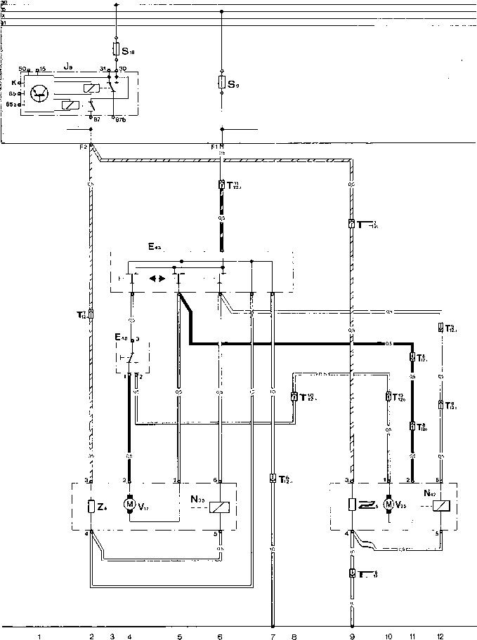 Current Flow Diagram Type 928 Usa Part Ixwiring