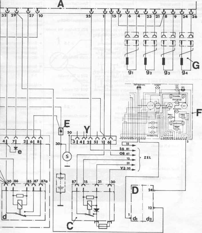 abs pump wiring diagram