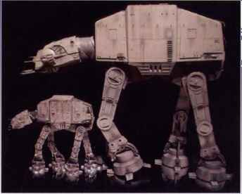 Tamiya Star Wars Models