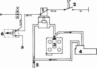 Porsche 924 Fuel System Diagram