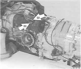 Starter removing and installing 1987 to 1989 models - Porsche 911 1984 1989Porsche Repair Blog