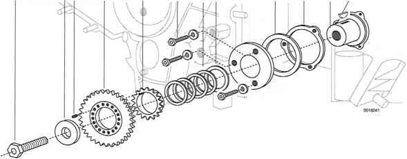 Engine assembly porsche 911 1984 1989 porsche archives 911 camshaft sprocket shims fandeluxe Images