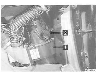 Electrical Component Locations Porsche 911 1984 1989