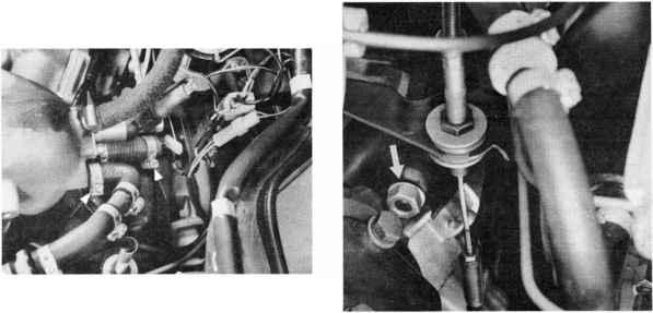 porsche 924 rhd clutch cable