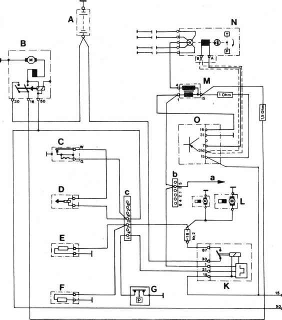 2099_2_3 porsche 924 fuel system diagram engine ignition system fuel system 924 turbo porsche 924 turbo 1984 corvette fuel pump wiring diagram at n-0.co