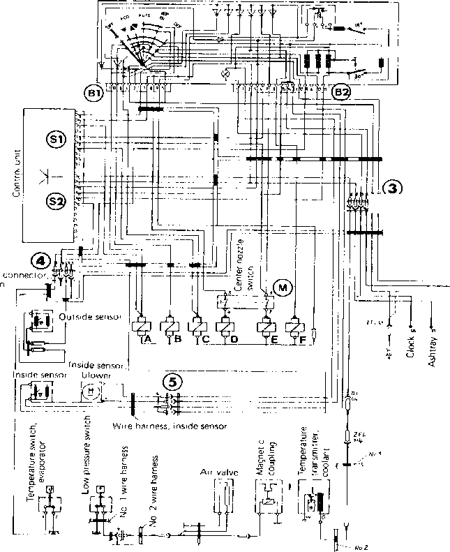 Wiring Diagram For Z32 Afm : Sr det z maf wiring diagram motor