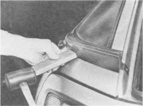 928 Spoiler Adjustment - Porsche 928 Repair - Porsche Archives