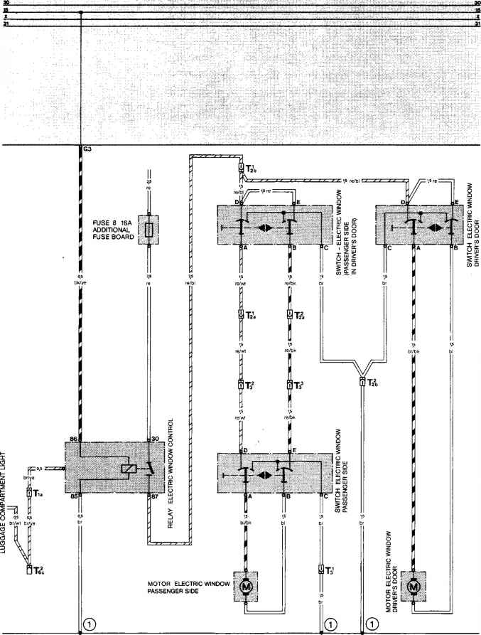 renault alarm wiring diagram air conditioner - porsche 944 electrics - porsche archives porsche alarm wiring diagram