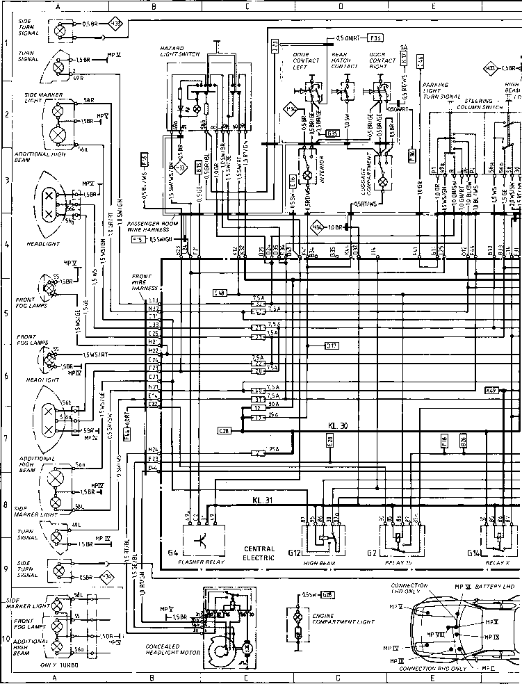 944 Wiring Diagrams