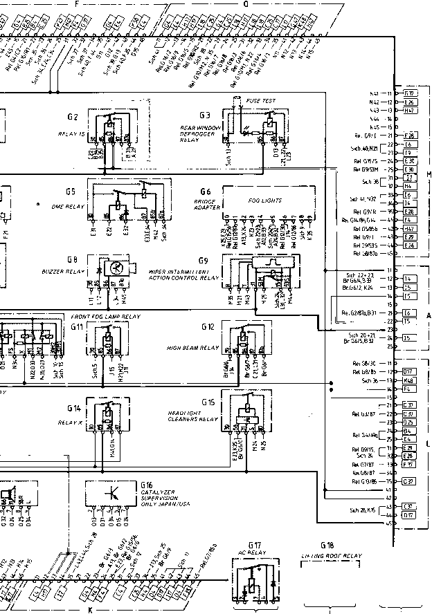 wiring diagram type 944944 turbo model 852 page porsche 944 electrics rh porscherepair us porsche 993 engine wiring diagram porsche 996 engine wiring diagram