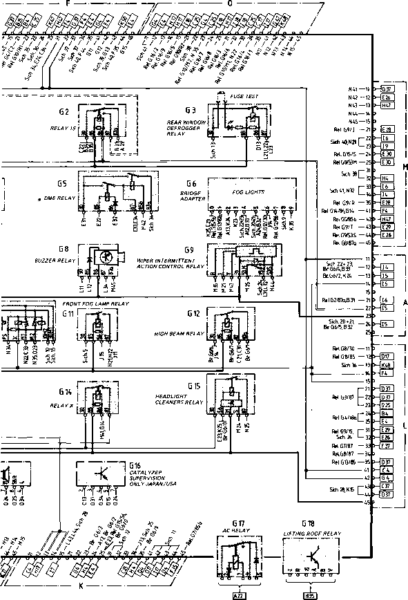 porsche 924 wiring diagram    wiring       diagram    type 944944 turbo model 852 page    porsche        wiring       diagram    type 944944 turbo model 852 page    porsche
