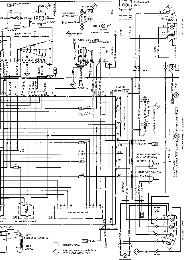 87 911 dme wiring diagram honda motorcycle repair diagrams