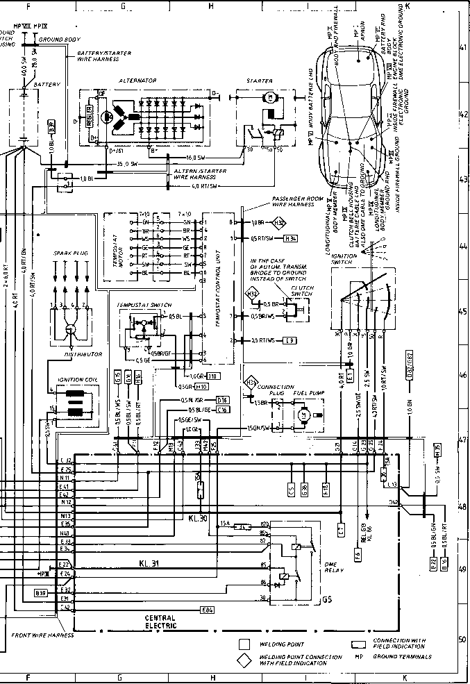 porsche engine sensors diagram   30 wiring diagram images