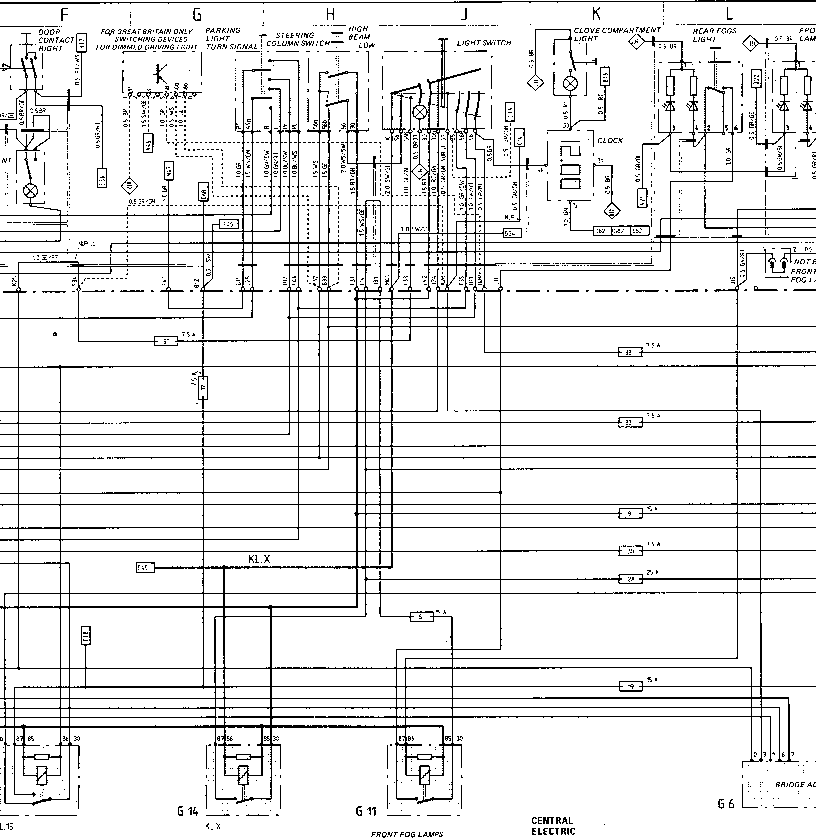 Porsche 944 Wiring Diagram & Product Information\