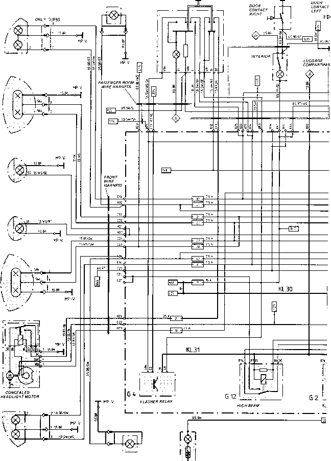 ford ltl 9000 wiring diagram