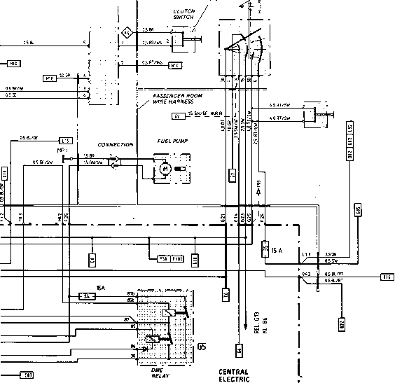Diagram For Tachometer Porsche on 1984 porsche 944 wiring diagram