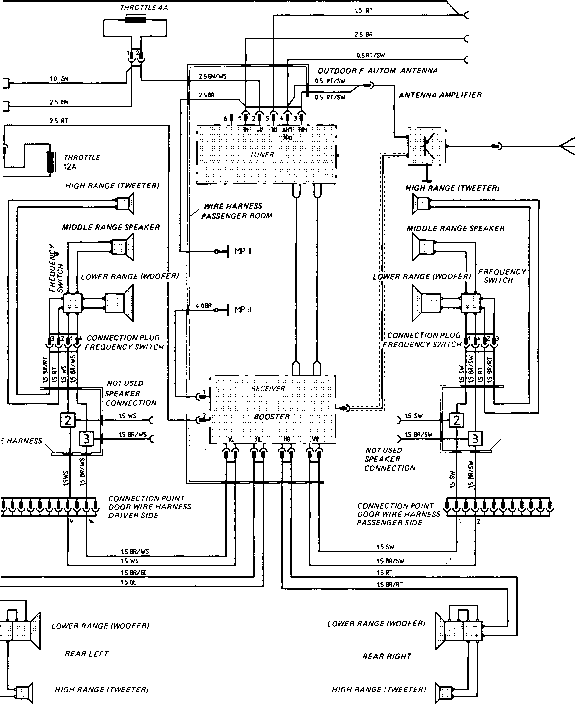 Ford Granada Wiring Diagram Wiring Diagram Fuse Box