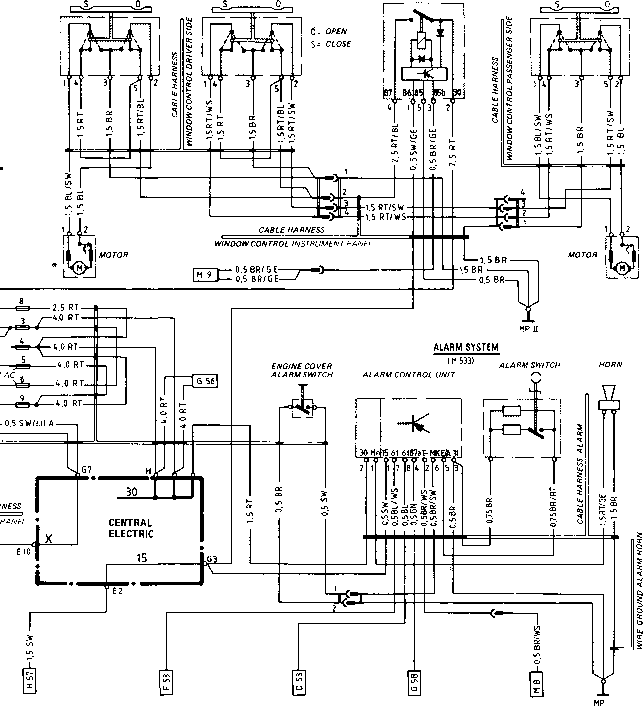 1979 porsche 928 wiring diagram   31 wiring diagram images
