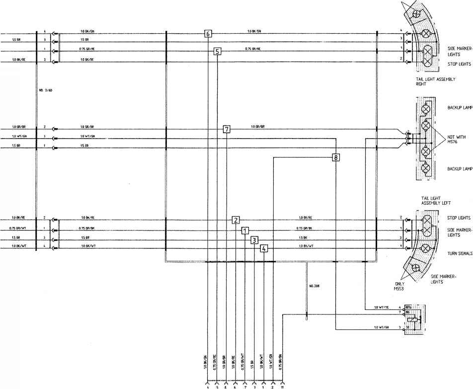 Wiring Diagrams For Lights : Model porsche carrera archives