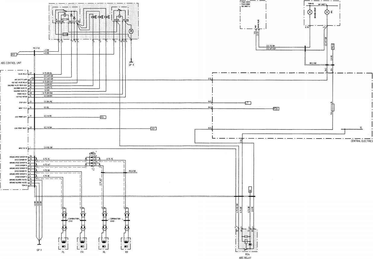 Porsche 964 Abs Wiring Diagram Product Diagrams Bendix Torrera 911 Carrera4 Archives Rh Porscherepair Us