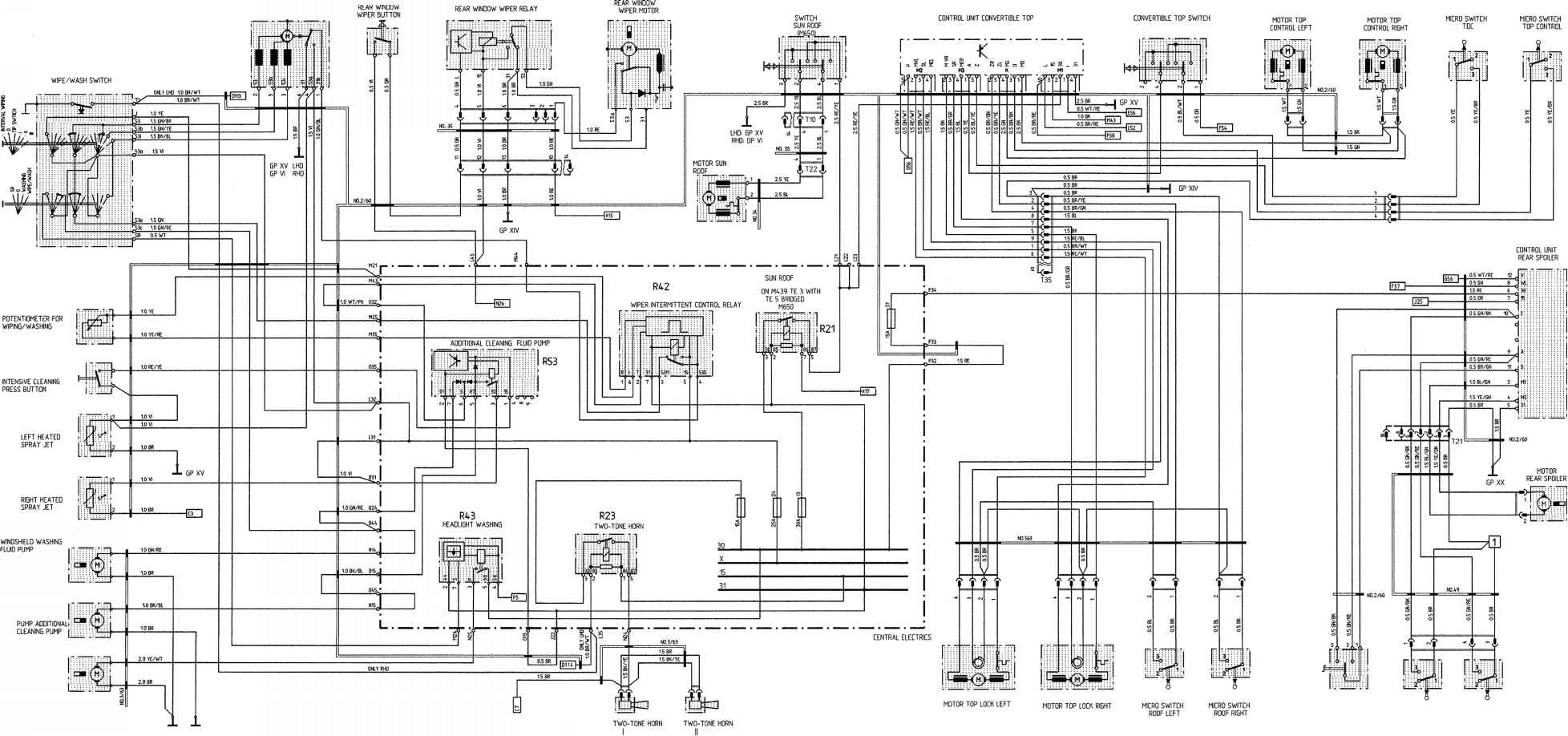 Wiring Diagram For 1996 Club Car 48 Volt likewise Chrysler Aspen 2006 2008 Fuse Box Diagram additionally 728992 Boxster Headlight Switch Wiring Diagram besides Ignition Circuit Wiring Diagram For 1956 Studebaker Passenger Cars furthermore Tv Cable Adjustments. on electrical wiring diagrams for cars