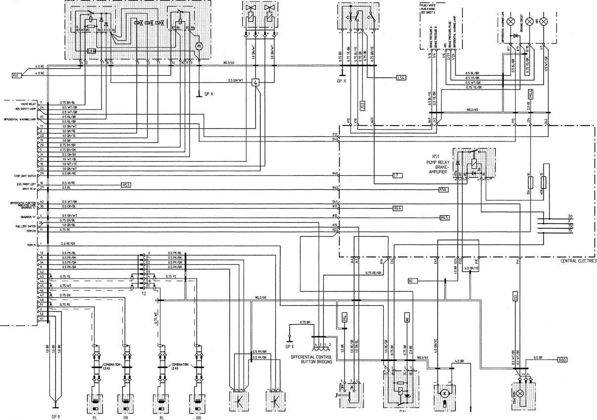 porsche 964 abs wiring diagram detailed schematics diagram rh jppastryarts  com