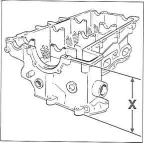 Porsche Flat 8 Cylinder Engine