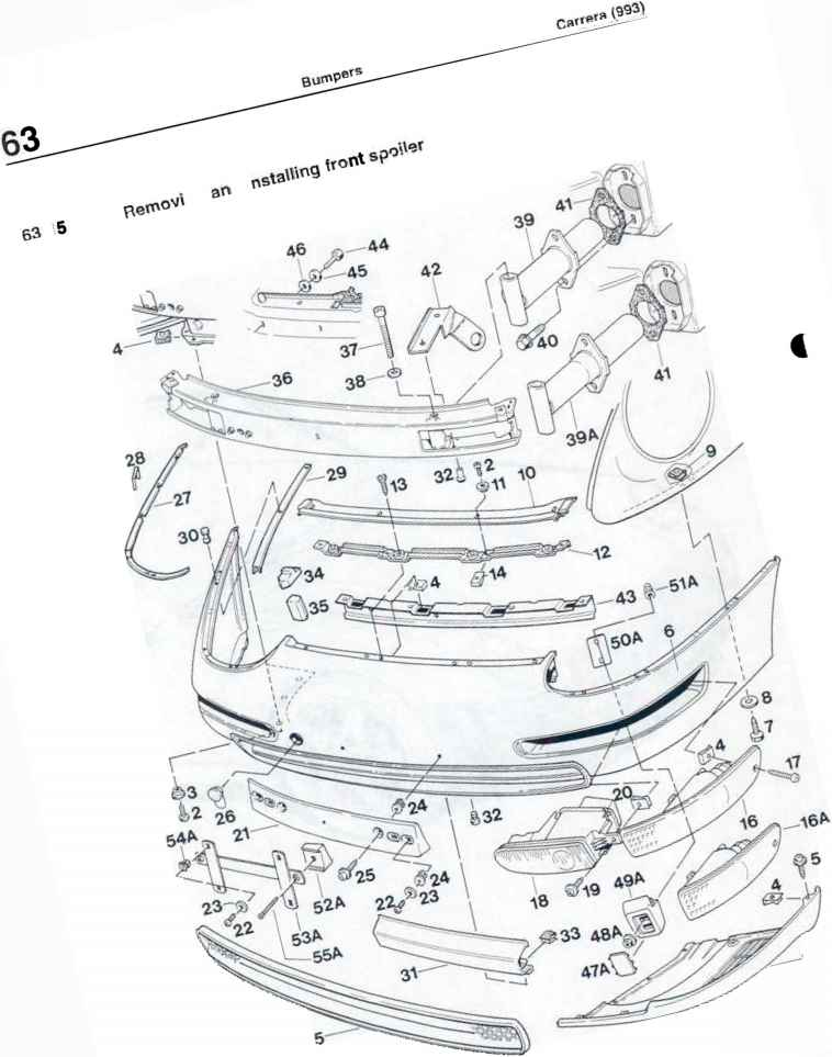 porsche 993 engine wiring diagram  porsche  wiring diagram