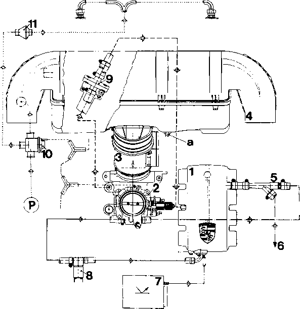 1984 porsche 944 engine diagram 1984 ford thunderbird engine diagram wiring diagram