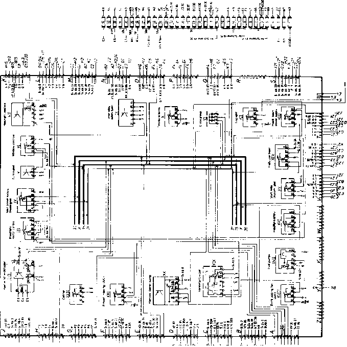 Separate Wiring Diagrams - Relay Board
