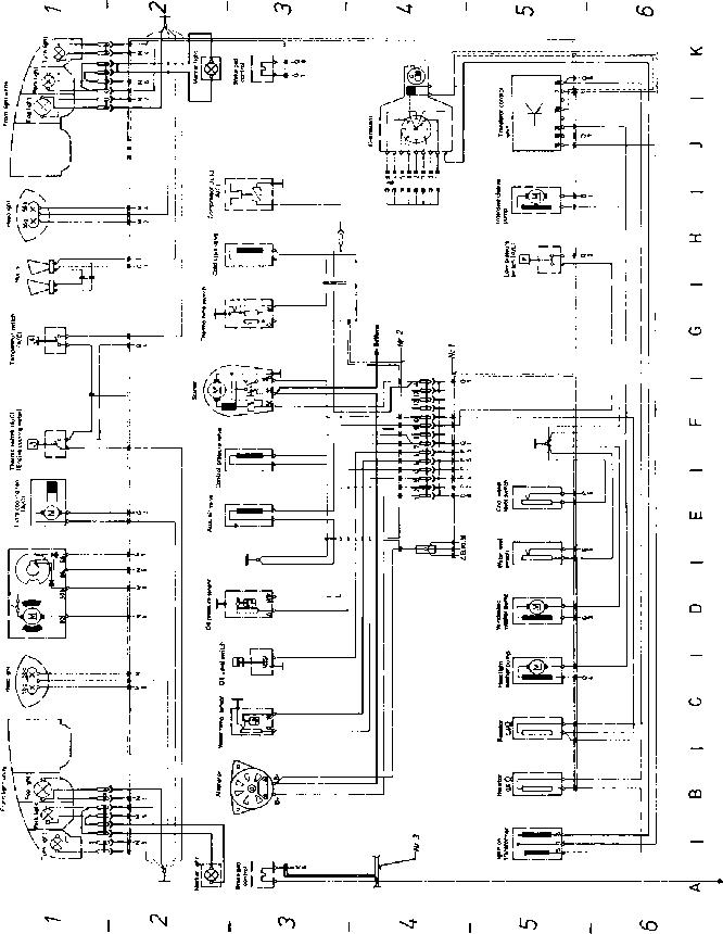 Separate Wiring Diagrams - Relay Board
