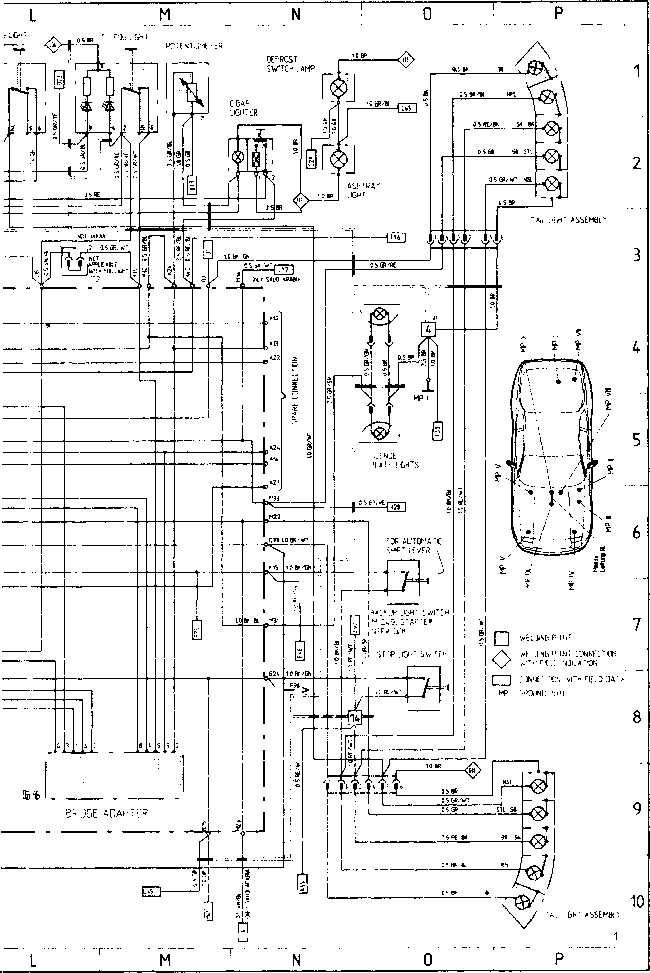 Iodet 89 Sheet - Wiring Diagram