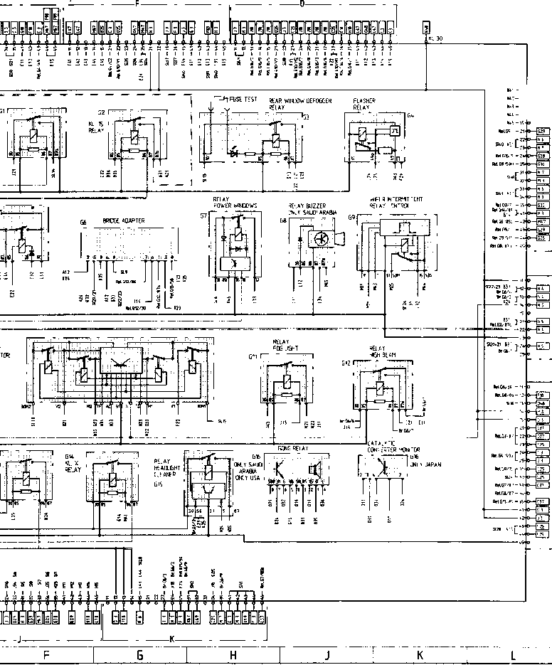 Lodel 89 Sheet - Wiring Diagram